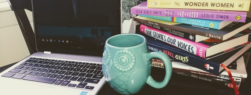 coffee books and writing