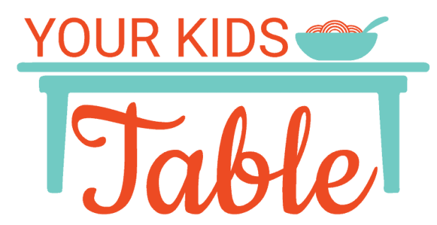 your kids table